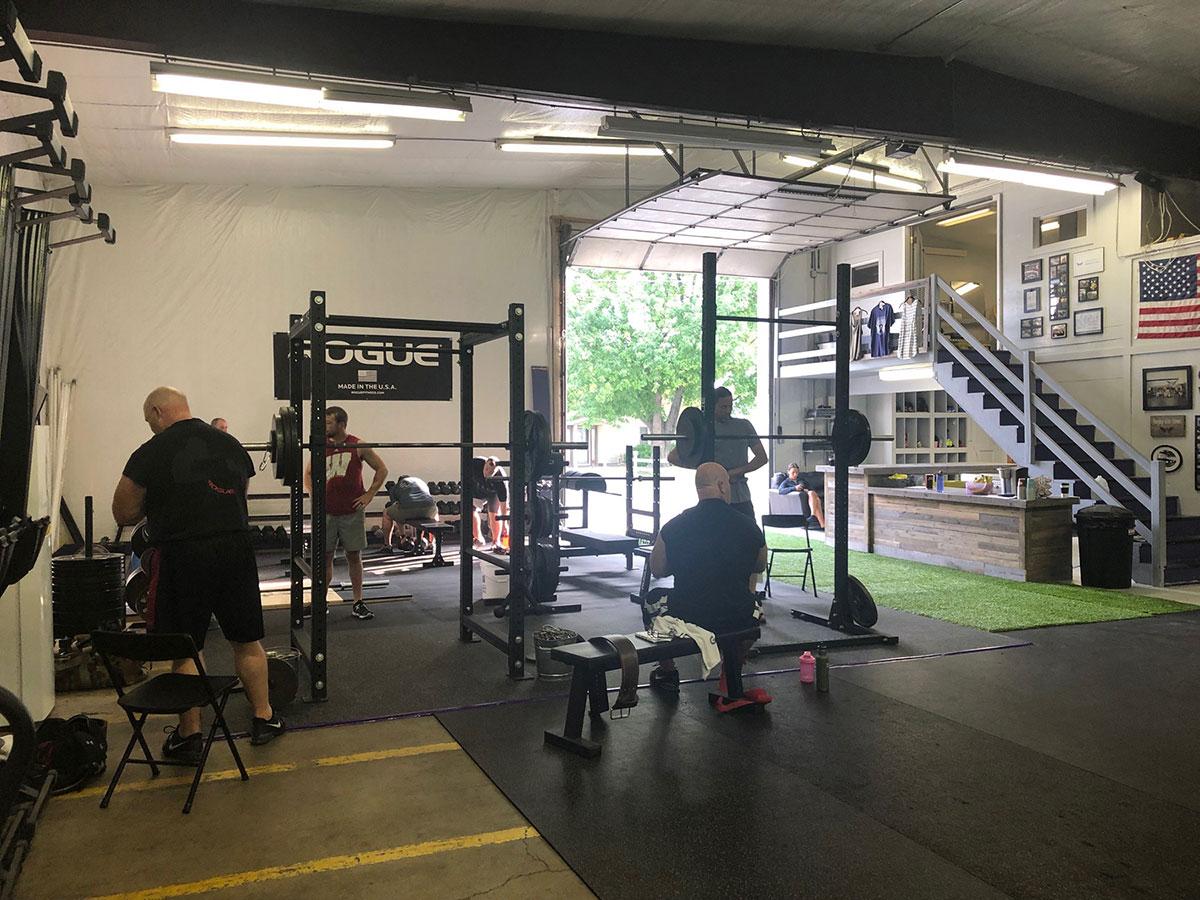 Crossfit Warrior Risen Classes